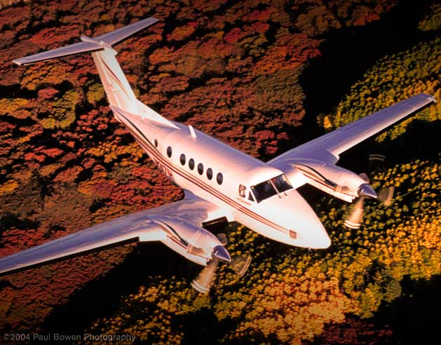 Cessna Citation CJ : ©2004 Paul Bowen Photography
